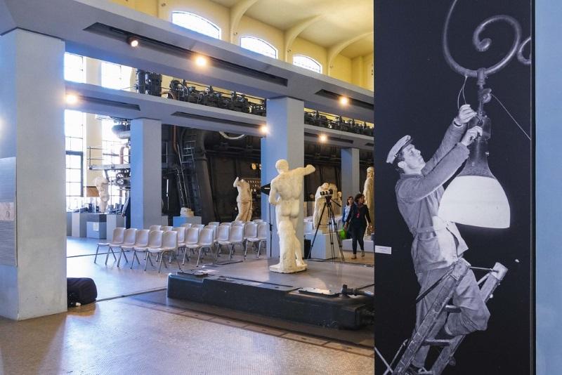 110 anni di luce. ACEA e ROMA. Passione e innovazione