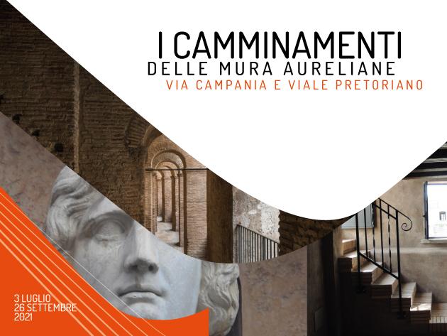 Apertura straordinaria dei camminamenti delle Mura Aureliane