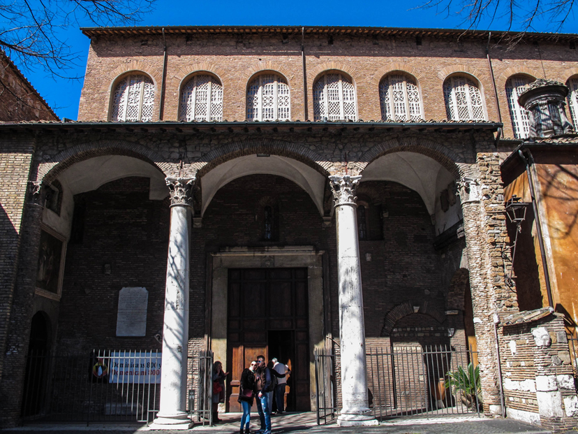 Basilica di Santa Sabina all'Aventino