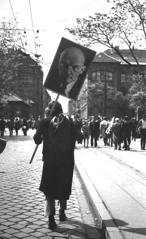 Bálint Szombathy, Lenin In Budapest, 1972-2010, Ludwig Museum, Budapest