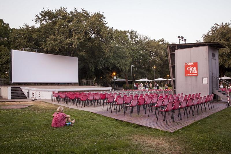 Casa del Cinema - Teatro all'aperto