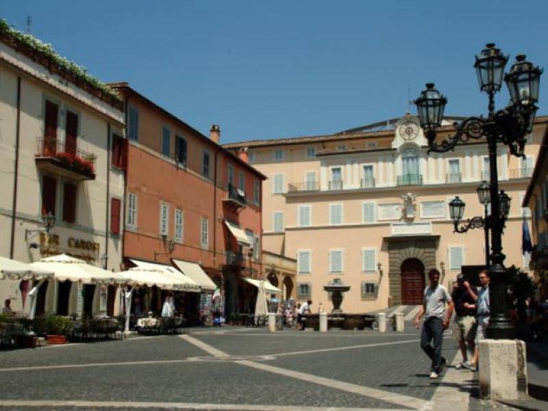 Castel Gandolfo Palazzo Papale