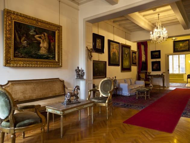Casa Museo di Giorgio De Chirico