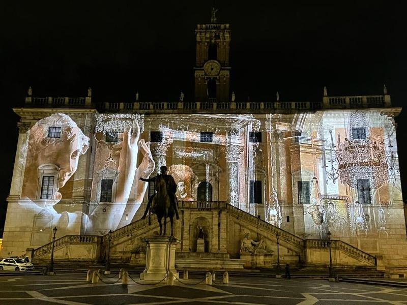 Effetto Roma - sguardi e paesaggi nella Città Eterna