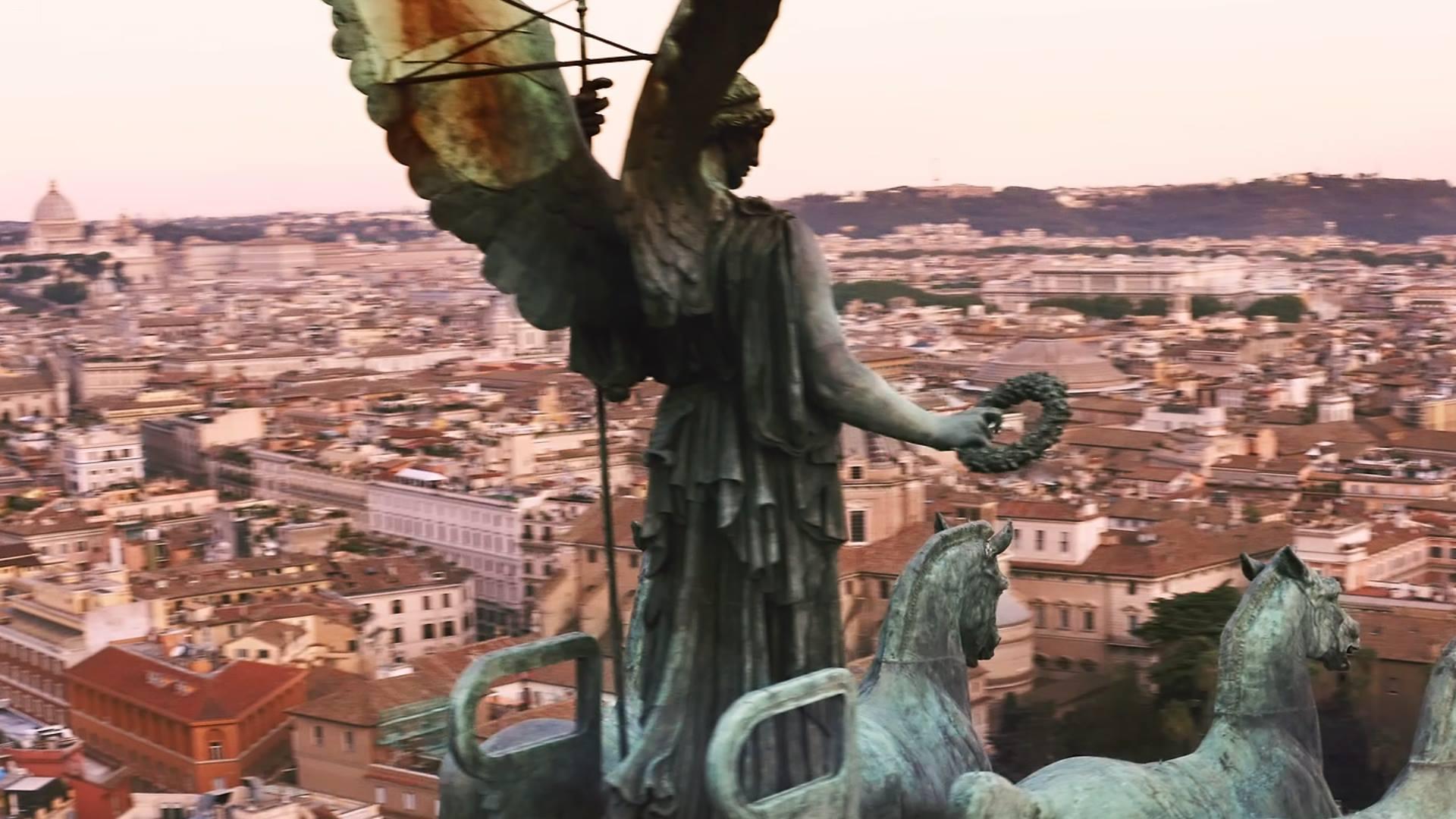 Roma guarda al futuro