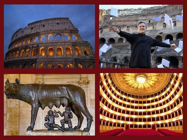 Roma a casa vostra