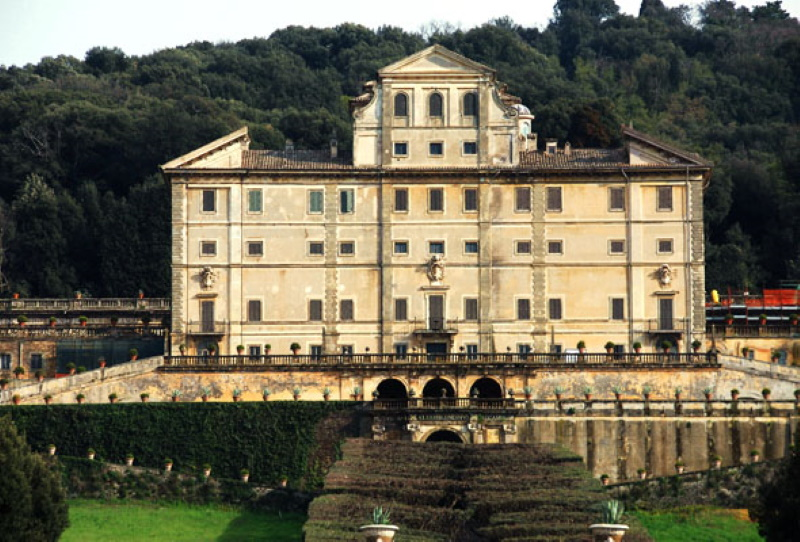 Palazzo Aldobrandini - Frascati