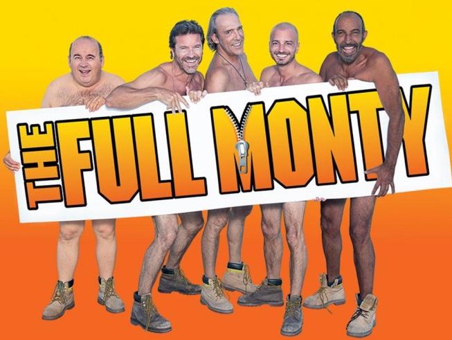 The full monty-Teatro Sistina