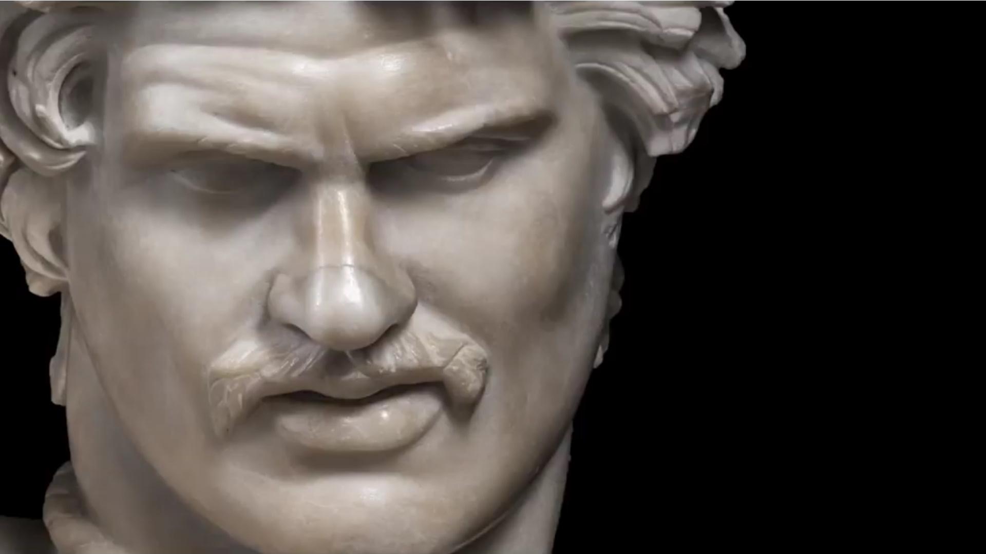 Galata morente, Musei Capitolini - Palazzo Nuovo