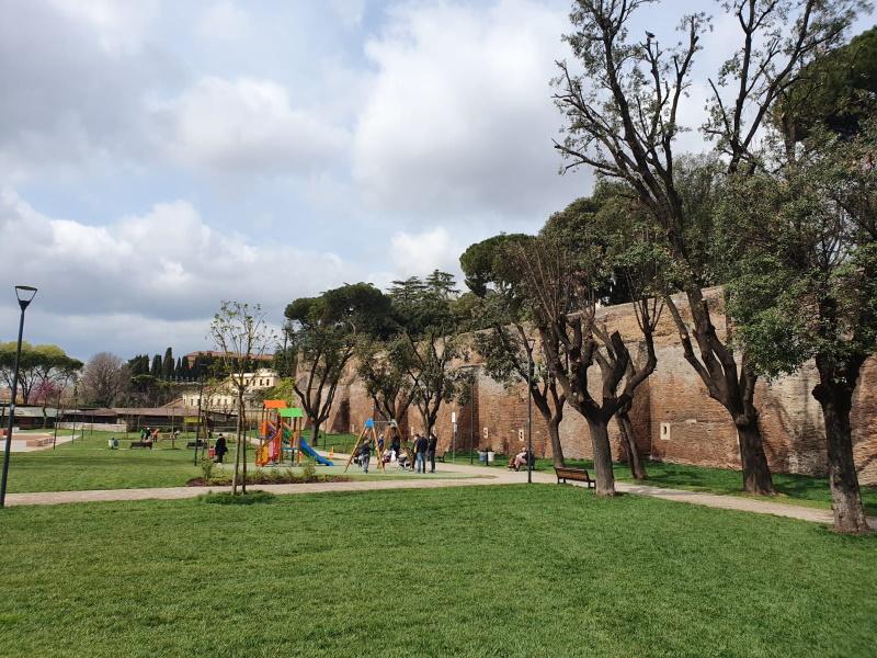 Giardini di via Sannio