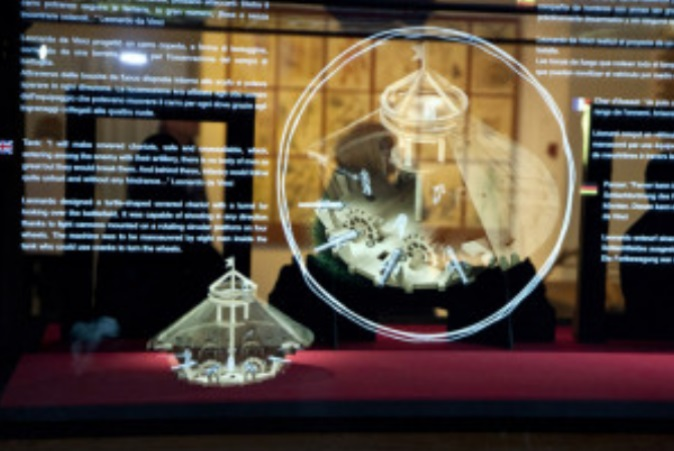 Leonardo da Vinci. Il genio e le invenzioni