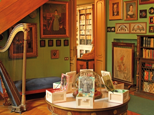 Casa Museo Mario Praz