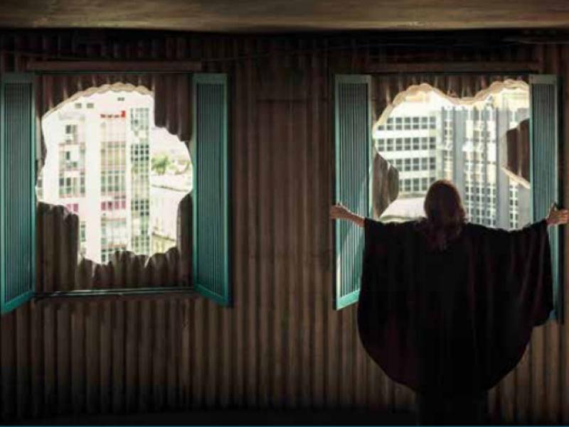 Isaac Julien. Lina Bo Bardi. A Marvellous Entanglement