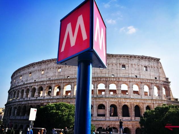Metro Colosseo