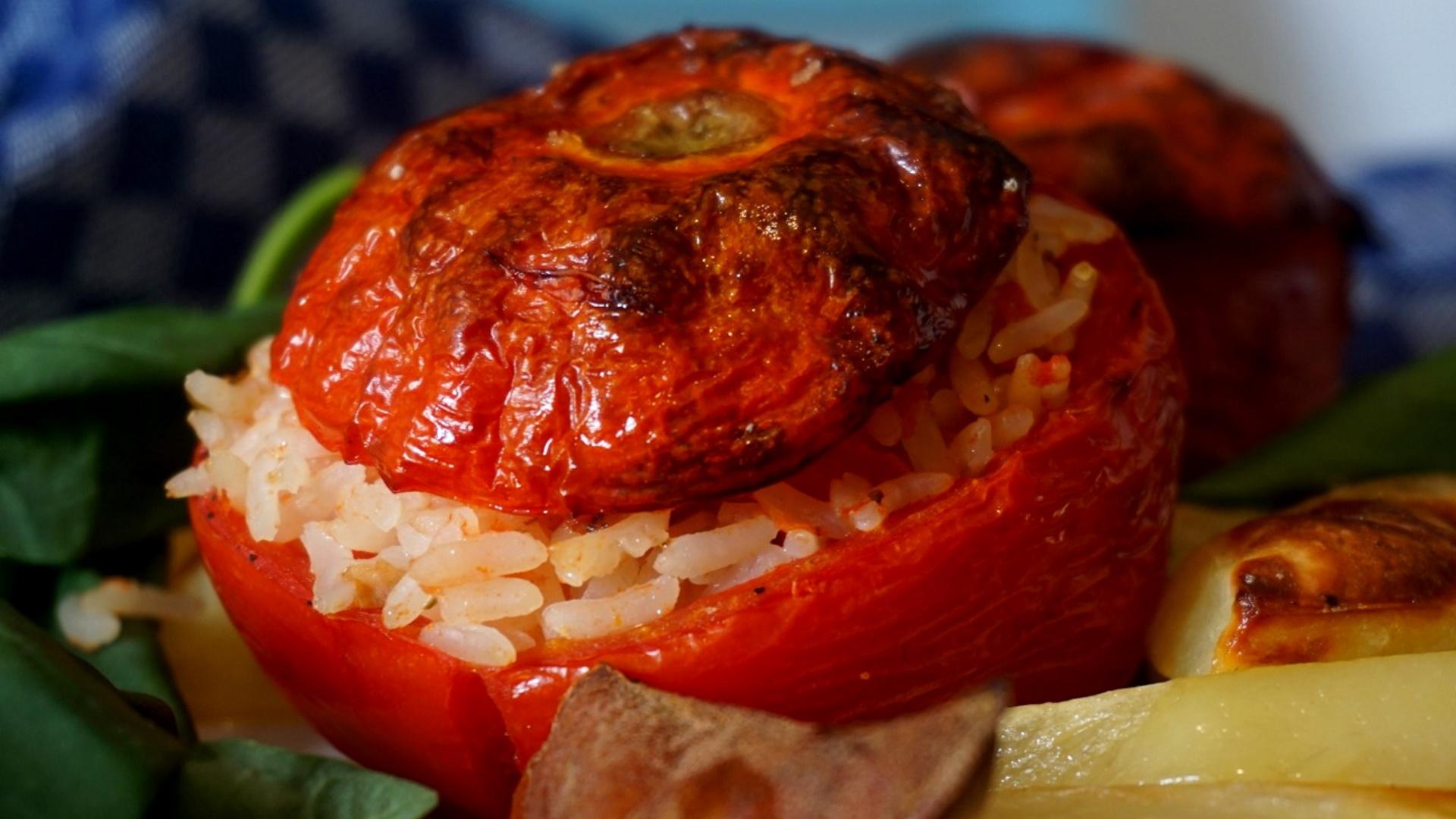 Pomodori con il riso