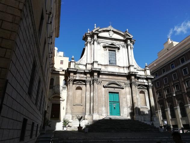 Chiesa di San Nicola da Tolentino - Facciata
