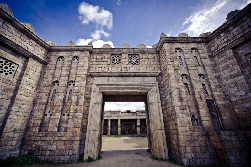 Set Tempio Gerusalemme®ErmaPictures