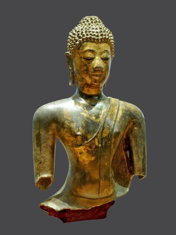 Statuina stile ayutthaya Buddha sec. XV