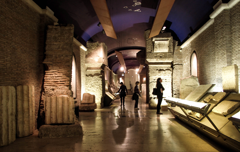 Tabularium dei Musei Capitolini