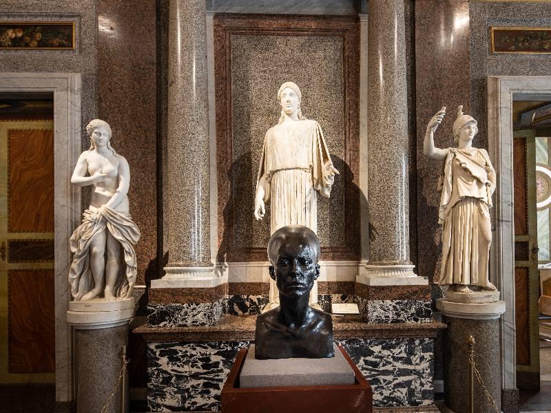 Tadukheba, 2010, Collezione privata, ph. A. Novelli, © Galleria Borghese – Ministero della Cultura © Damien Hirst and Science Ltd.