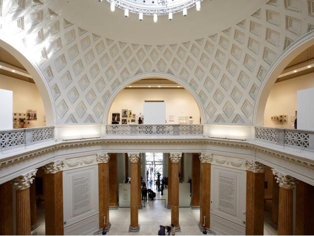Tre Stazioni per Arte-Scienza-Foto sito ufficiale di Palazzo delle Esposizioni