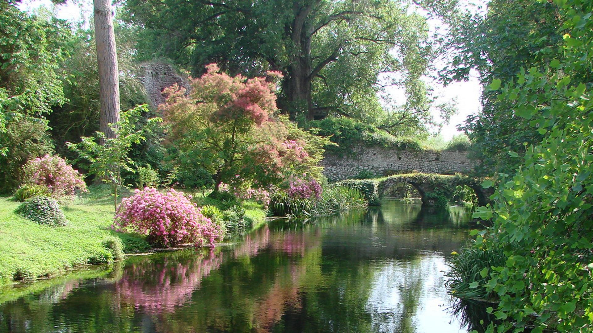 I giardini di ninfa sito ufficiale. Róma-utazási tanácsok - Index Fórum