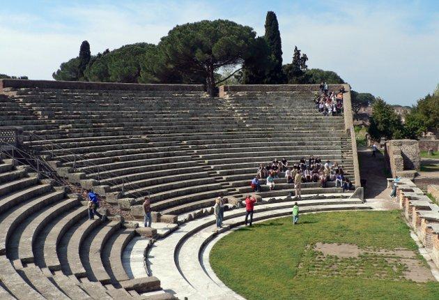 Parco archeologico di Ostia Antica