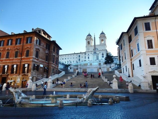 Turismo responsabile e sostenibile - Piazza di Spagna