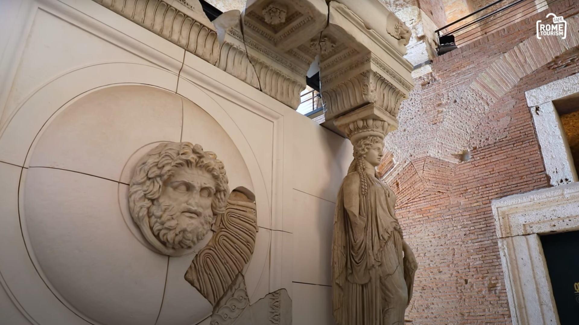 Rome Safe Tourism Mercati di Traiano