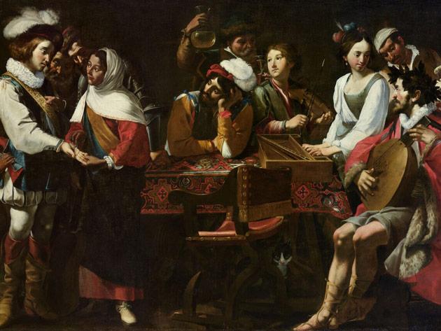 Il trionfo dei sensi. Nuova luce su Mattia e Gregorio Preti