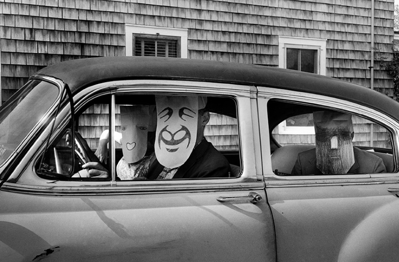 Senza titolo, 1962 © Fotohof archiv Inge Morath Foundation Magnum Photos