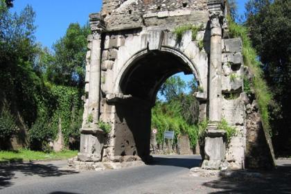 Arco di Druso foto sito ufficiale