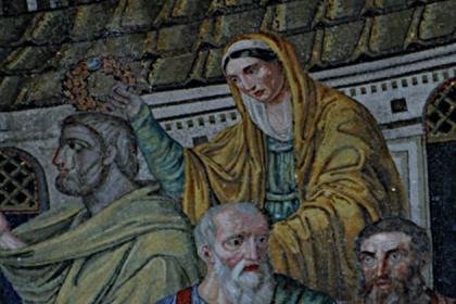Basilica Santa Pudenziana al Viminale foto sito ufficiale