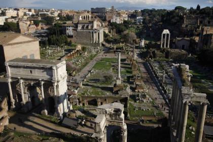 FORUM PASS. Foro Romano-Palatino e Fori Imperiali in un unico percorso di visita