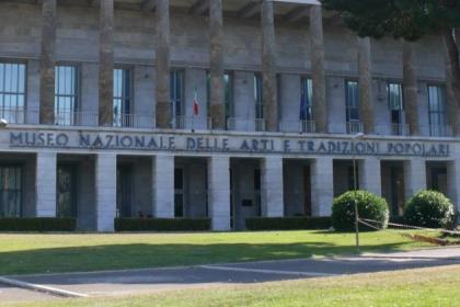 Museo delle Civiltà - Museo delle arti e tradizioni popolari - Lamberto Loria