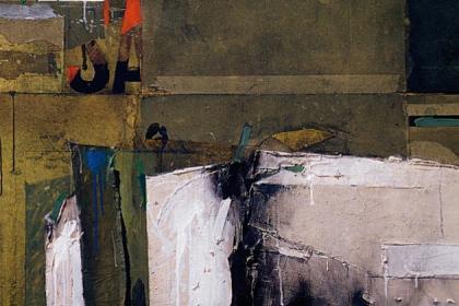 Piero Raspi dalla luce al colore. Dipinti 1955-2005-Foto sito ufficiale dei Musei di Villa Torlonia
