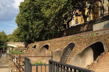 Emporium - Antico porto fluviale di Testaccio foto sito ufficiale