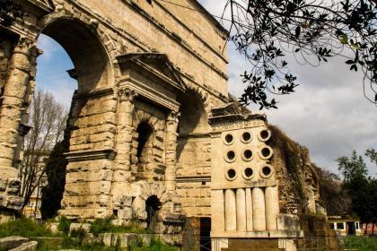 Sepolcro di Marco Virgilio Eurisace a Porta Maggiore