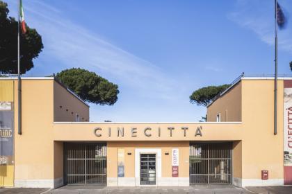 Studi di Cinecittà EntrataStorica@AndreaMartella