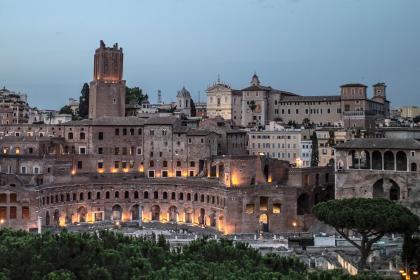 Mercati di Traiano Museo dei Fori Imperiali