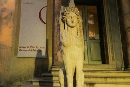 Musei di Villa Torlonia - Casino dei Principi