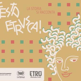 Festa Etrusca! La storia si racconta-Foto: sito ufficiale delMuseo Nazionale Etrusco di Villa Giulia
