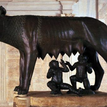 La lupa dei Musei Capitolini