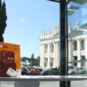 P.Stop a San Giovanni in Laterano