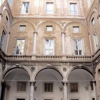 Palazzo Lante - Foto associazionedimorestoricheitaliane.it