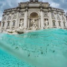 """Trevi Ph. Antonella Spaltro/concorso fotografico Touring """"Monumenti d'Italia"""""""