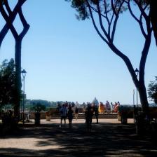 Giardino degli Aranci - Foto Turismoroma L. Dal Pont