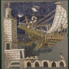 Colori dei Romani. I mosaici dalle Collezioni Capitoline