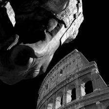 "Colosseo Ph. Mizii Mizii/concorso fotografico Touring ""Monumenti d'Italia"""