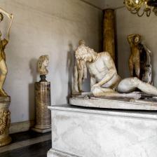 Galata Morente ai Musei Capitolini